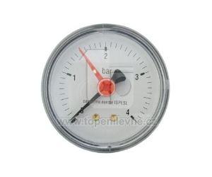 Manometry - tlakoměry
