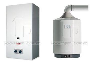Plynové ohřívače
