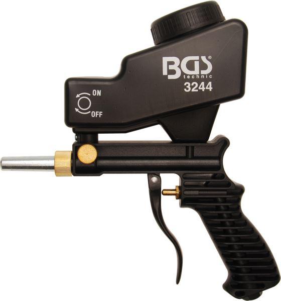 Pískovací pistole a boxy