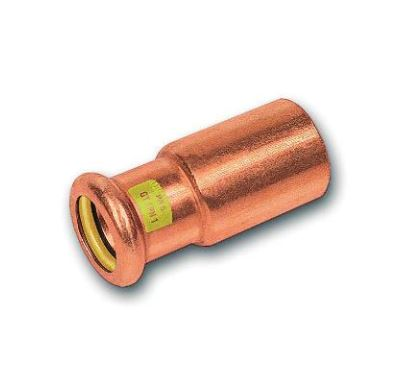CU lisovací redukce 9243 - 22 x 15  - pro topení i rozvod plynu F/M