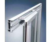 Ravak sprchový kout čtvrtkruh SKCP4-80 satin+transparent