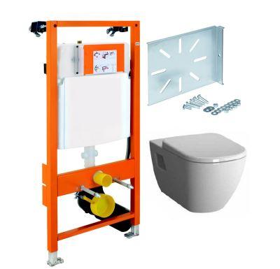 PROFI Tech Set Hygienic RIMLESS s funkcí bidetu