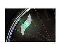 Road Star Varovné LED světlo do výpletu kola