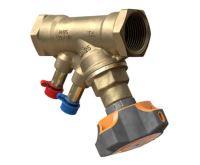 """TA STAD DN25 vyvažovací ventil bez vypouštění 1"""""""