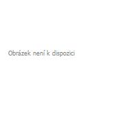BGS Hliníková LED lampa, design tužka, s 9 LED