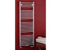 Koupelnový radiátor PMH DANBY D4W 450/1290 - Bílý