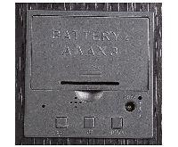 Platinium Dřevěný digitální LED budík WAC-027