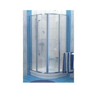 RAVAK sprchový kout SUPERNOVA SKCP4 - 90 Sabina white+transparent