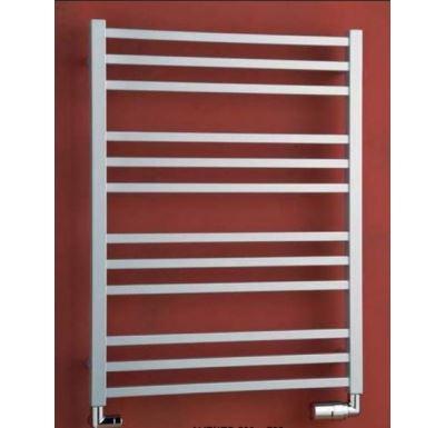 Koupelnový radiátor PMH AVENTO AV2MS 600x790, Metalická stříbrná