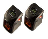 Rovus Set Teplovzdušný ventilátor Handy Heater 370W AKCE 1+1