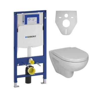 Geberit Duofix WC komplet Lyra