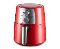 Delimano Horkovzdušná fritéza Pro 3,5l - červená