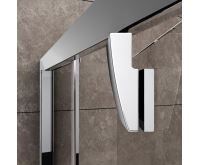 Ravak sprchový kout čtvrtkruh PSKK3-80 satin+transparent