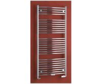 Chromový koupelnový radiátor PMH DANBY D6C 750/1290