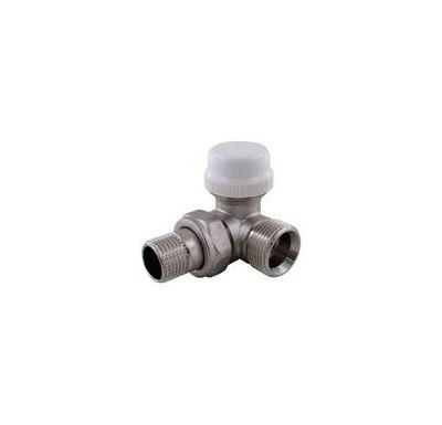 IVR termostatický ventil rohový PRAVÝ DN 15 - 1/2