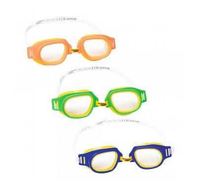 Bestway 21003 Plavecké brýle Sport-Pro Champion červená