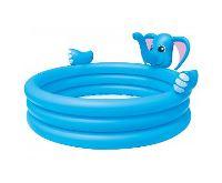 Bestway Dětský bazén kruhový Slůně 152 x 74 cm