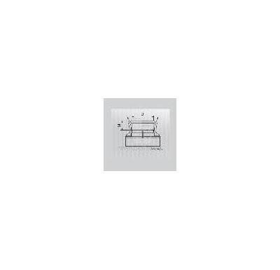 KGEAM Sedlová odbočka 90° - DN 400/160