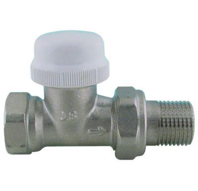 IVR termostatický ventil přímý DN 15 - 1/2