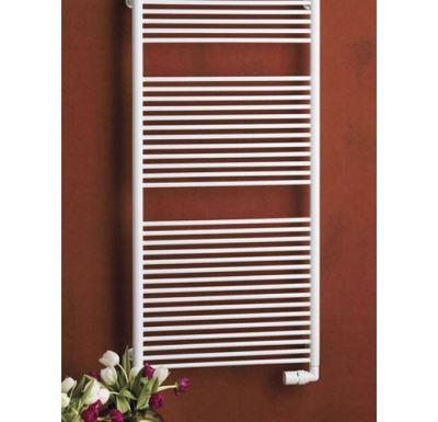 Koupelnový radiátor PMH TAIFUN TC2W 600/ 790 - Bílý