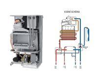 Ferroli DIVACONDENS 24 Kotel kondezační | AKCE termostat RT310 ZDARMA