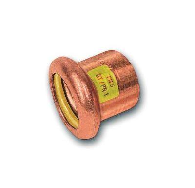 CU lisovací zátka - víčko 9301 - 22 - pro topení i rozvod plynu