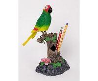 Kids World Mluvící papoušek nebo sýkorka 2v1
