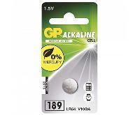 GP Batteries Alkalická knoflíková baterie GP LR54 189F