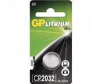 GP Batteries Lithiová knoflíková baterie GP CR2032
