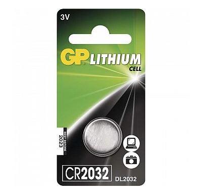 GP Batteries Lithiová knoflíková baterie GP CR2032, samostatně