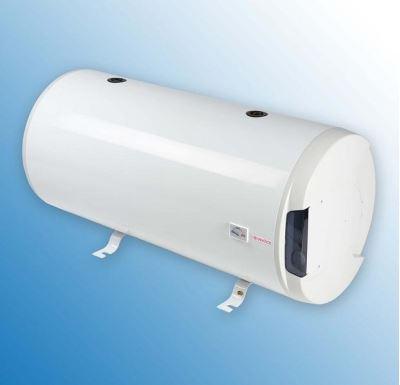 Dražice OKCV 125 ohřívač vody kombinovaný ležatý pravý