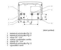 Protherm RAY  6 K Elektrokotel