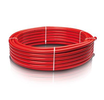 KIIPTHERM Plastová trubka PE/RT 16x2 červená balení 400m | 1m