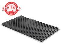 KIIPTHERM Systémová izolační deska SILENZIO 1400x800x52 mm s fólií EPS 1,12m2 - Izolace 30mm