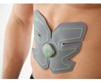 Wellneo Set Posilovač břišních svalů 6Abs Shaper Gymbit + Náhradní gelové polštářky