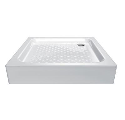 PROFI-RICH Vanička čtverec - akrylátová, 80x80x17,5 cm