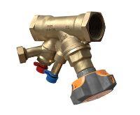 """TA STAD DN25 vyvažovací ventil s vypouštěním 1"""""""