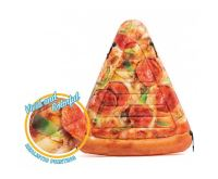 Intex 58752 Nafukovací lehátko pizza 175 x 145 cm