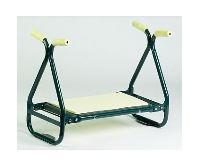 Garden King Zahradní stolička + klekátko 2v1