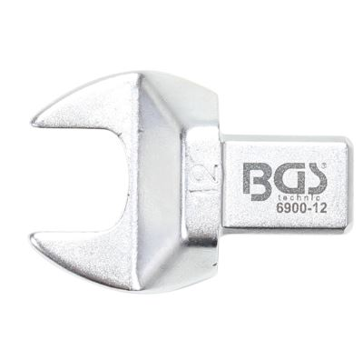BGS Klíč nástrčný plochý | 12 mm