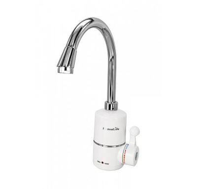HomeLife Baterie s elektrickým ohřevem vody WALL TERMO QUICK SDR-11C-3