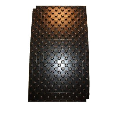 Systémová izolační deska černá 1400x800x50 mm s fólií EPS 1,12m2 - Izolace 30mm