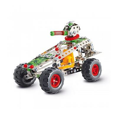 Kids World Stavebnice MARS auto 226 ks