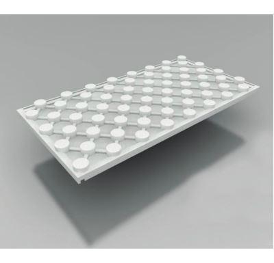 HPW Systémová izolační deska 1200x600x50 mm bez fólie EPS200/ 0,72m2