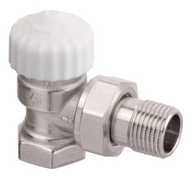 Heimeier term.ventil CALYPSO exakt rohový DN 15 - 1/2