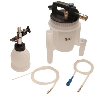 BGS přípravek pro pneumatické odvzdušnění brzdového systému, 2 díly
