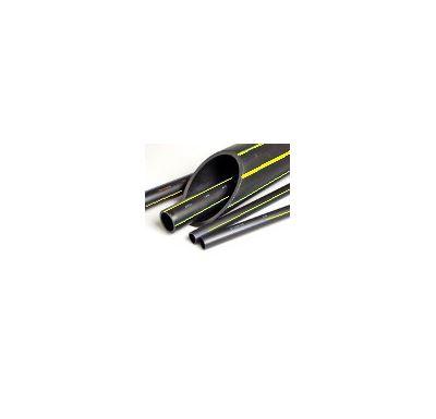 PE trubka plyn 40 x 3,7 mm PE100 | 1m