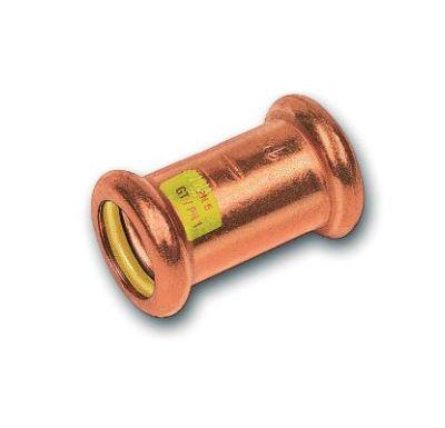 CU lisovací nátrubek 9270 - 22 - pro topení i rozvod plynu F/F