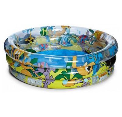 Bestway Dětský bazén chobotnice 122 x 25 cm