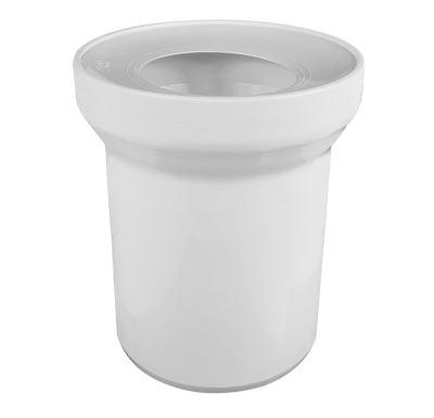 WC připojovací kus DN100 - 150 mm